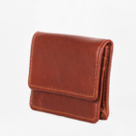 Chivalry Bus. card holder (magnet) Tan