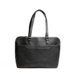 """Genuine Leather bag """"AmoreGrande"""" Laptop- Grey"""