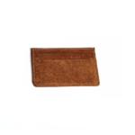 Genuine Leather ChivalryBus. Card Pocket wallet - Diesel Toffee